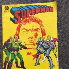 Cómics: SUPERMAN Nº 22 VOL 1 ZINCO -. Lote 94399230
