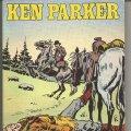 Cómics: KEN PARKER HOMICIDIO EN WASHINGTON Nº 4 EDICIONES ZINCO. Lote 94436366
