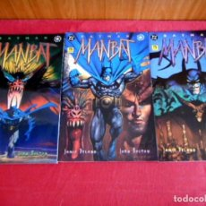 Cómics: BATMAN: MANBAT (OBRA COMPLETA). Lote 94623027