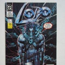 Cómics: LOBO Nº 3 (1ª MINISERIE) ZINCO (DC). Lote 94645855