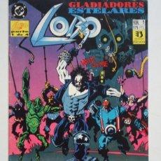 Cómics: LOBO GLADIADORES ESTELARES Nº 1 DE 4 ZINCO (DC). Lote 94645975
