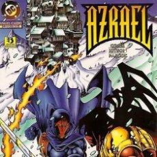 Cómics: AZRAEL Nº 2: ÁNGEL CAÍDO (1 TOMO) ZINCO. Lote 94677483