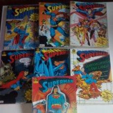 Cómics: SUPERMAN VOL. 1 CASI COMPLETO - ZINCO - MUY BUEN ESTADO. Lote 94681627