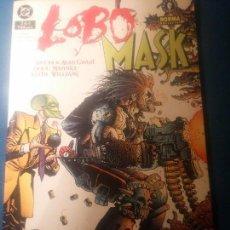 Cómics: LOBO MASK 2 DE 2 ESTADO MUY BUENO . Lote 94766075
