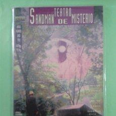 Comics : SANDMAN TEATRO DE MISTERIO. Lote 94825587