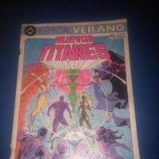 Cómics: NUEVOS TITANES ESPECIAL VERANO ESTADO NORMAL. Lote 94915899