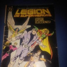 Cómics: LEGION DE SUPER-HEROES N° 5 ESTADO NORMAL. Lote 94916207