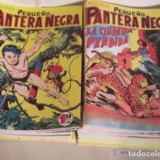 Cómics: PEQUEÑO PANTERA NEGRA COLECCION COMPLETA. Lote 94919151