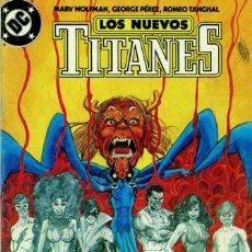 Cómics: LOS NUEVOS TITANES (Nº 4). Lote 94921875