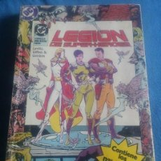 Cómics: LEGION DE SUPERHEROES RETAPADO ESTADO NORMAL. Lote 94936043