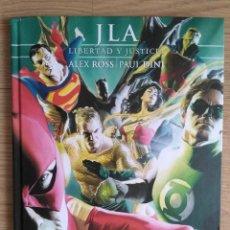 Cómics: JLA: LIBERTAD Y JUSTICIA (PAUL DINI / ALEX ROSS). Lote 94973691