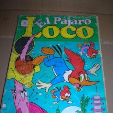 Cómics: EL PÁJARO LOCO. TOMO QUE CONTIENE 6 COMICS DEL Nº 16 AL Nº 21. EDICIONES ZINCO. AÑO 1986.. Lote 95138367