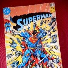 Cómics: SUPERMAN Nº104 A 108 (RETAPADO Nº30). Lote 95194015