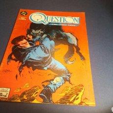 Cómics: QUESTION 7 EXCELENTE ESTADO ZINCO. Lote 95219410
