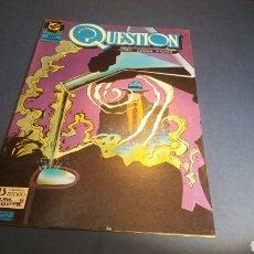 Cómics: QUESTION 6 EXCELENTE ESTADO ZINCO. Lote 95219451