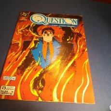 Cómics: QUESTION 4 EXCELENTE ESTADO ZINCO. Lote 95219588