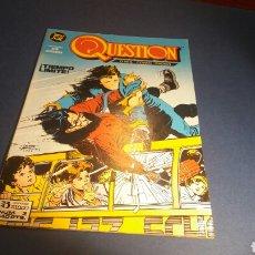 Cómics: QUESTION 3 EXCELENTE ESTADO ZINCO. Lote 95219646
