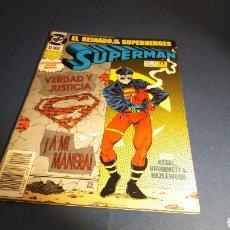 Cómics: SUPERMAN 1 EXCELENTE ESTADO ZINCO. Lote 95271916