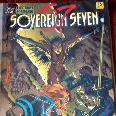 Cómics: SOVEREIGN SEVEN DE ZINCO. . Lote 95360511