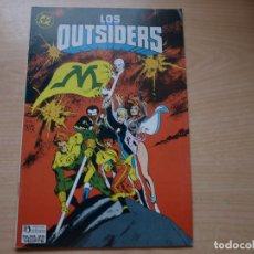 Cómics: LOS OUTSIDERS - NÚMERO 25 - AÑO 1986 - ZINCO. Lote 95588875
