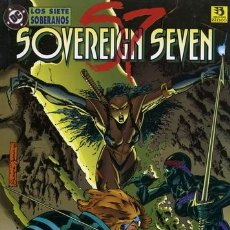 Cómics: SOVEREIGN SEVEN - LOS SIETE SOBERANOS TOMO ZINCO CHRIS CLAREMONT. Lote 83173812