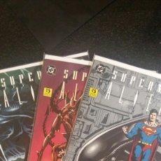 Cómics: SUPERMAN ALIENS ZINCO. Lote 95705026