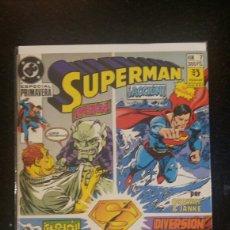 Cómics: SUPERMAN 7 ESPECIAL PRIMAVERA ZINCO. Lote 95705184