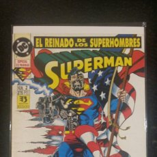 Cómics: SUPERMAN 2 ZINCO. Lote 95705192