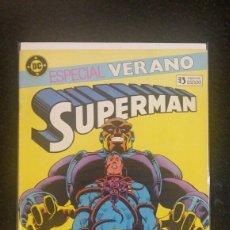 Cómics: SUPERMAN ESPECIAL VERANO ZINCO. Lote 95705218