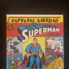 Cómics: SUPERMAN 3 ESPECIAL NAVIDAD. Lote 95705238