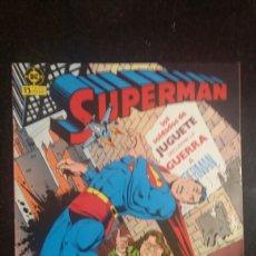 Cómics: SUPERMAN 34 VOL 1 ZINCO. Lote 95705472