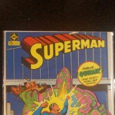 Cómics: SUPERMAN 1 VOL 1 ZINCO. Lote 95705498