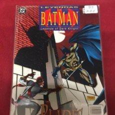 Cómics: ZINCO DC LEYENDAS DE BATMAN NUMERO 33 MUY BUEN ESTADO REF.33. Lote 95760115