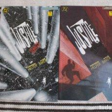 Cómics: JUSTICE: INC: LIBROS 1 Y 2. Lote 95843967