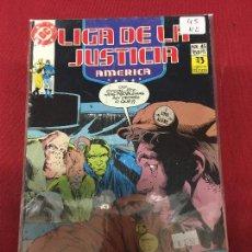 Cómics: LIGA DE LA JUSTICIA AMERICA NUMERO 45 NORMAL ESTADO REF.32. Lote 95920295