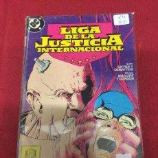 Cómics: LIGA DE LA JUSTICIA INTERNACIONAL NUMERO 14 NORMAL ESTADO REF.32. Lote 95920299