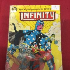 Cómics: INFINITY NUMERO 8 NORMAL ESTADO REF.37. Lote 95920323