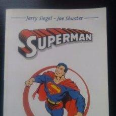 Cómics: CLÁSICOS DEL CÓMIC - SUPERMAN. Lote 95963123