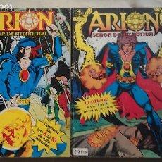 Cómics: ARION, SEÑOR DE LA ATLANTIDA - COMPLETA 10 NUMEROS. Lote 96024615