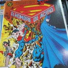 Cómics: EL HOMBRE DE ACERO Nº 3 SUPERMAN EDIT ZINCO AÑO 1987. Lote 96062175