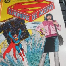 Cómics: EL HOMBRE DE ACERO Nº 2 SUPERMAN EDIT ZINCO AÑO 1987. Lote 96062263