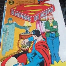 Cómics: EL HOMBRE DE ACERO Nº 5 SUPERMAN EDIT ZINCO AÑO 1987. Lote 96062347