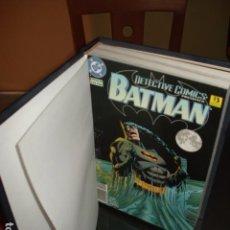 Cómics: TOMO BATMAN VARIADO, ZINCO, BUEN ESTADO. Lote 96251507