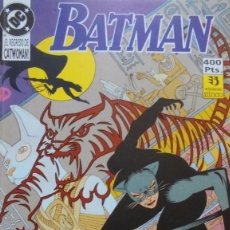 Cómics: BATMAN VOLUMEN 2 RETAPADO CON LOS NUMEROS 58 AL 62 ZINCO DIFICIL Y EN PERFECTO ESTADO. Lote 86218296