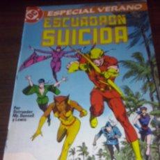Cómics: COMIC DC EDICIONES ZINCO ESPECIAL VERANO ESCUADRON SUICIDA Nº 2 . Lote 96365471