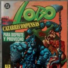 Cómics: LOBO GUIA PRÁCTICA PARA CAZARRECOMPENSAS. Lote 96459232