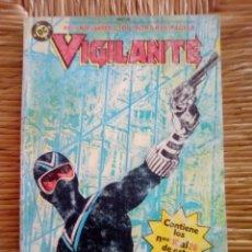 Comics: VIGILANTE TOMO 4 RETAPADO 16-20. Lote 96572983