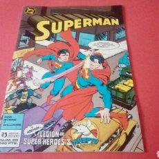 Cómics: SUPERMAN 20 EXCELENTE ESTADO DC ZINCO. Lote 96761070