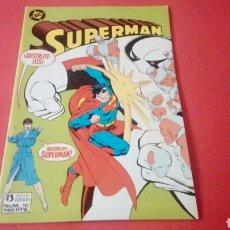 Cómics: SUPERMAN 16 EXCELENTE ESTADO DC ZINCO. Lote 96761888