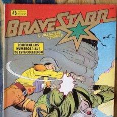 Comics: BRAVE STAR. Lote 96904378
